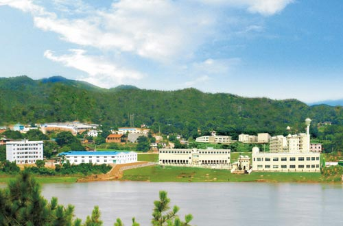 风景村岗西长城国学院